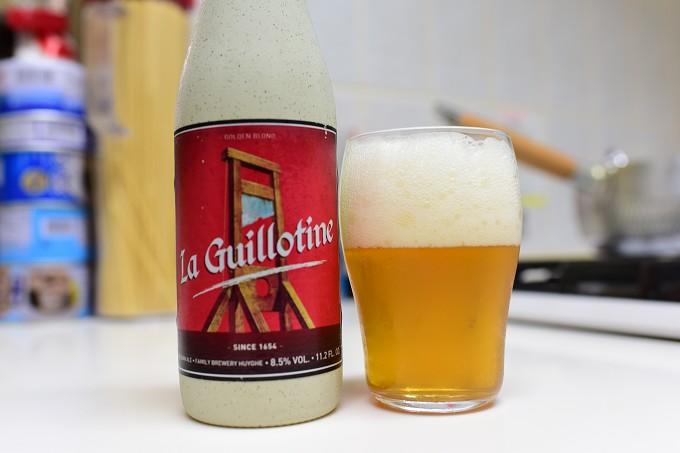 ギロチンビール